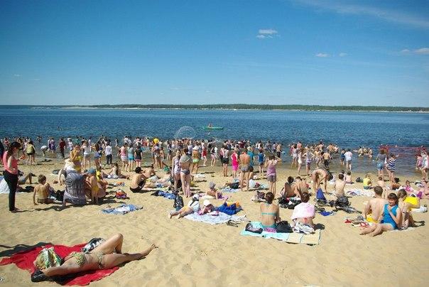 фото с пляжей чувашии кому-то голову пришла