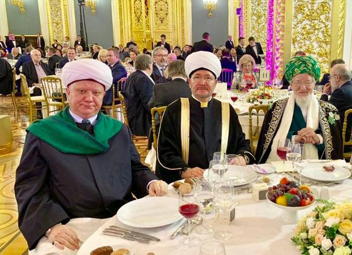 Муфтий Башкирии Биргалин размежевался с шейхом Гайнутдином