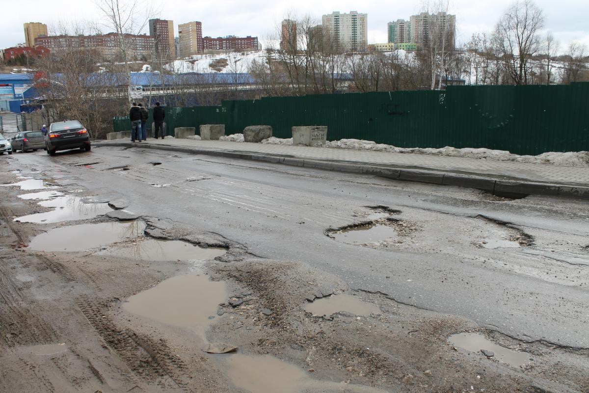 80% дорог Нижнего Новгорода уже соответствуют федеральным стандартам. Фото ОНФ
